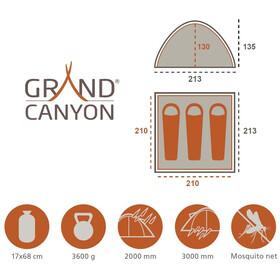 Grand Canyon Phoenix Tente M, green